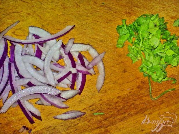 "Салат ""Морковка-красотка"""
