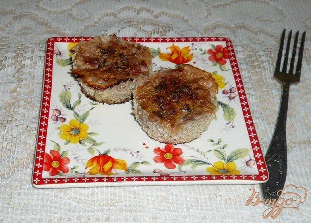 Мясные кексы с тмином