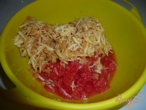 Грейпфутово-яблочное желе