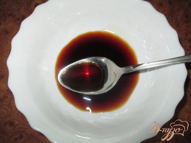 Куриная голень в медово-соевом соусе