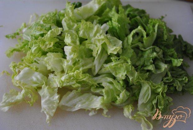 Салат со свеклой и хреном