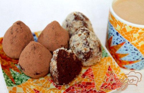 фото рецепта: Шоколадный трюфель