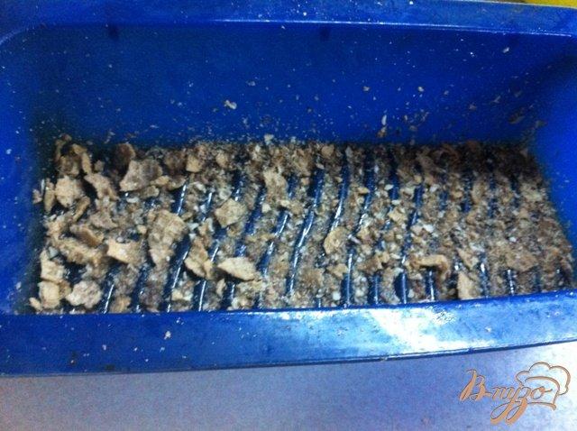 Фото приготовление рецепта: Пудинг хлебный шаг №1