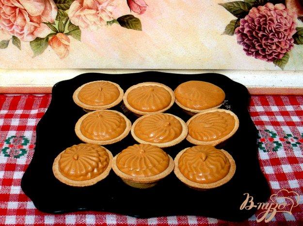 фото рецепта: Кофейное пирожное