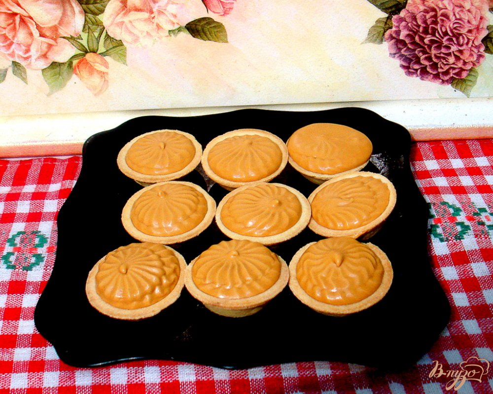 Фото приготовление рецепта: Кофейное пирожное шаг №3
