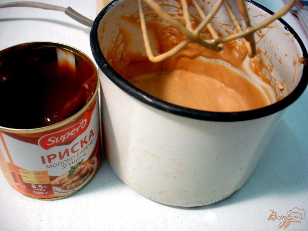 Фото приготовление рецепта: Кофейное пирожное шаг №2