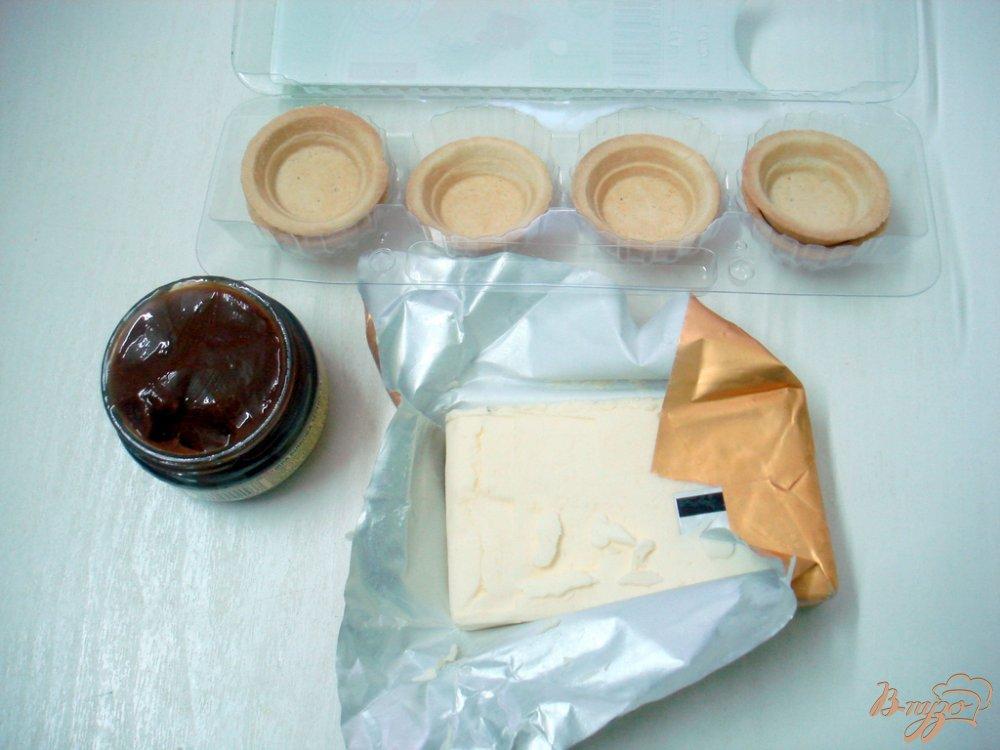 Фото приготовление рецепта: Кофейное пирожное шаг №1