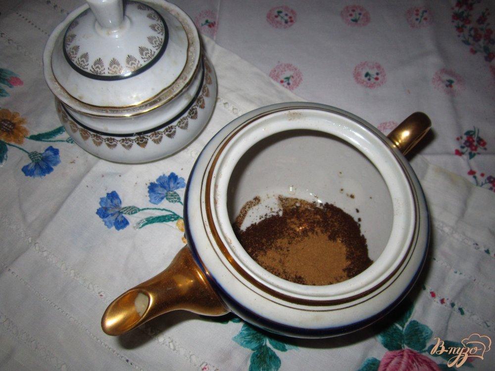 Фото приготовление рецепта: Кофе с какао шаг №1