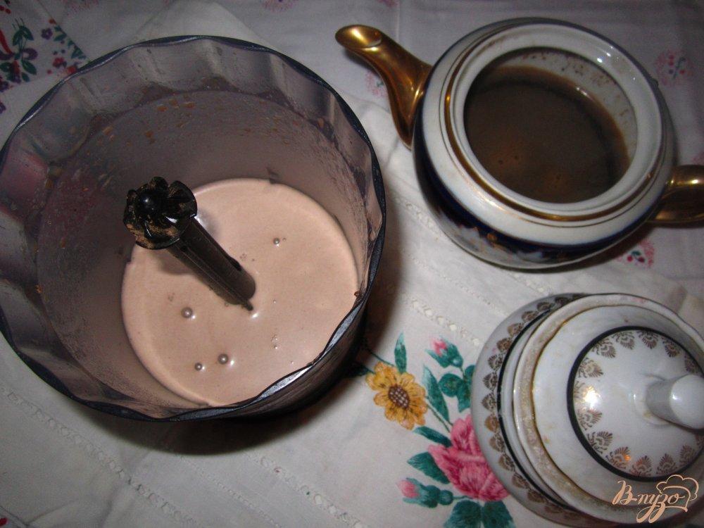 Фото приготовление рецепта: Кофе с какао шаг №2