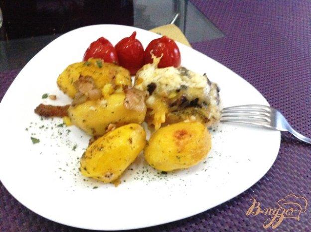 Рецепты картофеля в пароварке 49