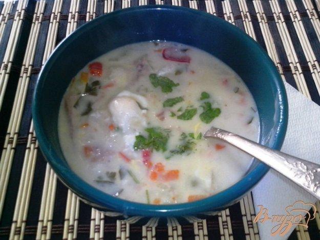 фото рецепта: Сырный суп