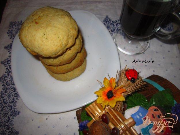 фото рецепта: Рисовые пряники с алычой
