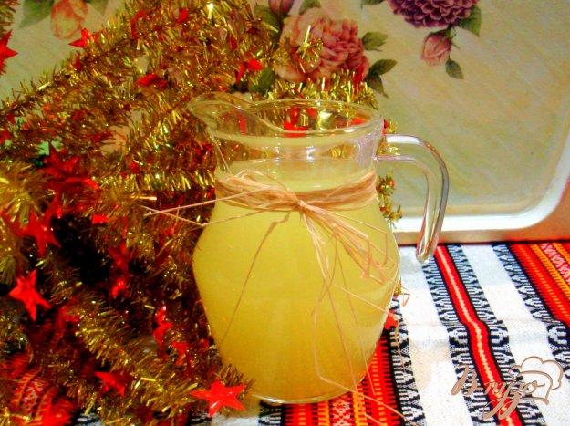 фото рецепта: Напиток из апельсинов и лимона