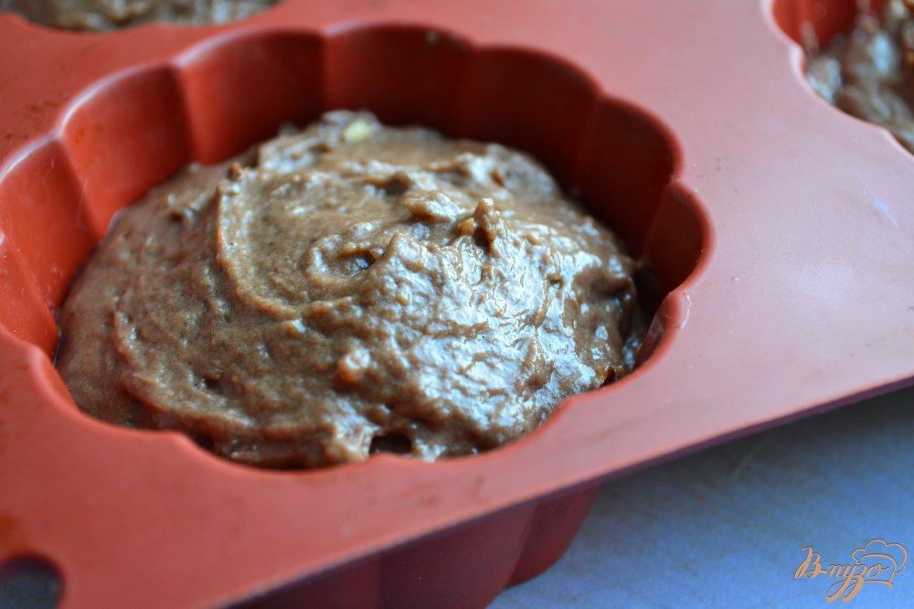 Фото приготовление рецепта: Кексики