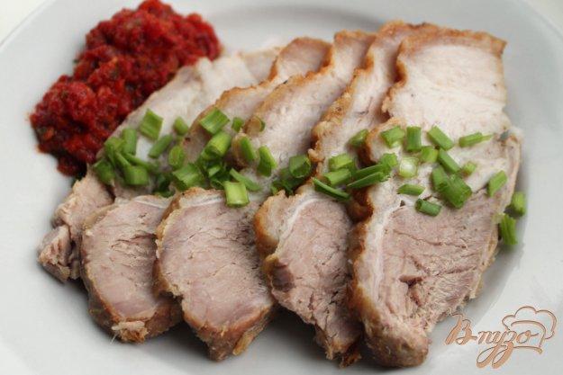Свинина в рукаве фото рецепт