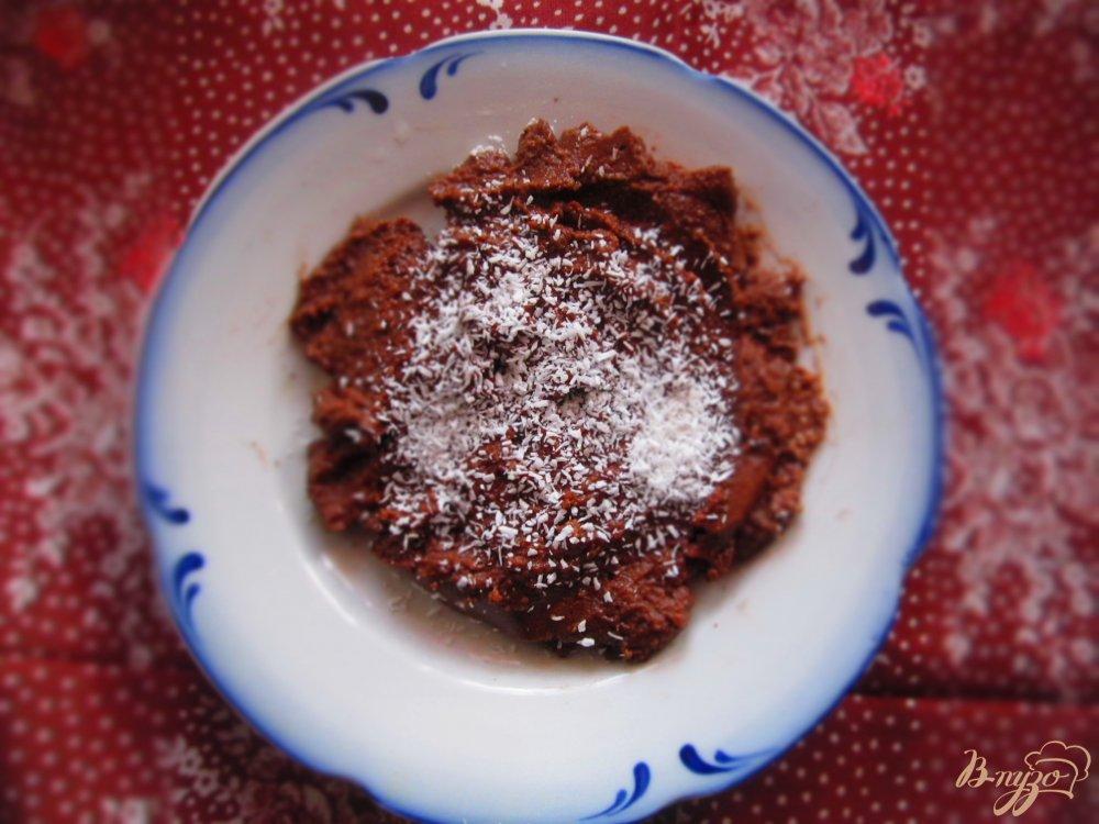 Фото приготовление рецепта: Манные конфеты шаг №2