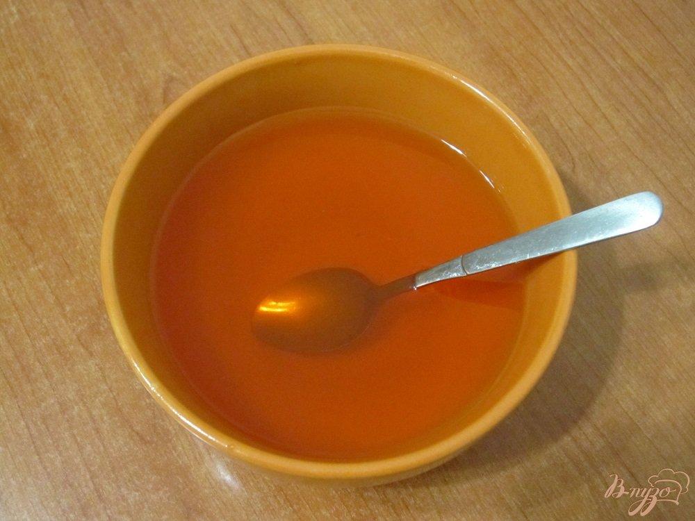 Фото приготовление рецепта: Фруктово-йогуртовое желе шаг №2