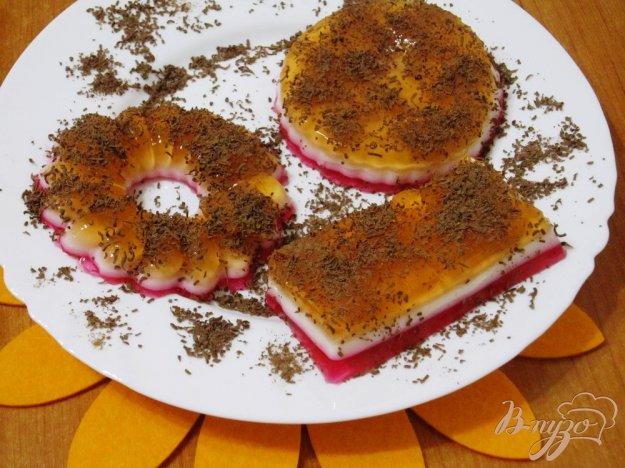 фото рецепта: Фруктово-йогуртовое желе