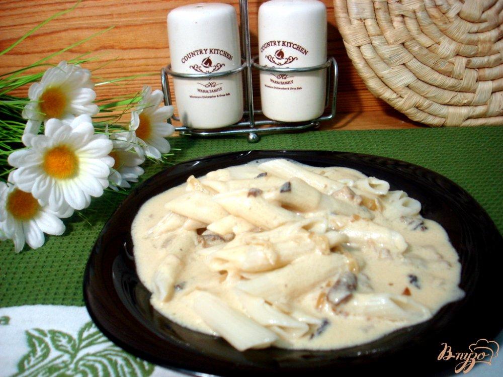 Фото приготовление рецепта: Мачанка из белых грибов шаг №9