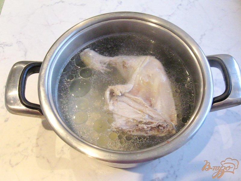 Фото приготовление рецепта: Харчо из курицы шаг №2