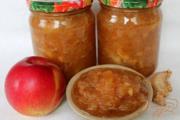 фото рецепта: Яблочная начинка для пирогов на зиму
