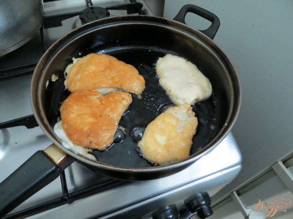 Фото приготовление рецепта: Отбивные воздушные шаг №4