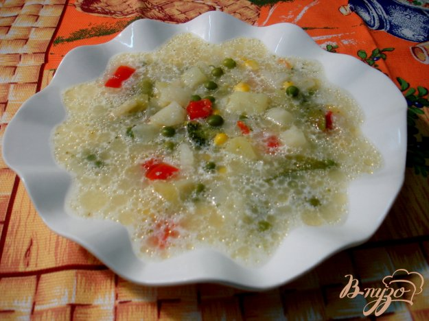 фото рецепта: Овощной суп с прованским набором