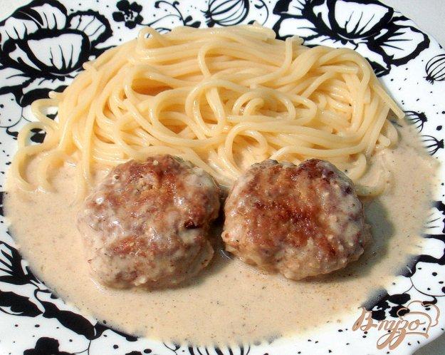 фото рецепта: Котлеты в ореховом соусе