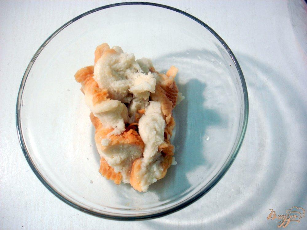 Фото приготовление рецепта: Котлеты в ореховом соусе шаг №2