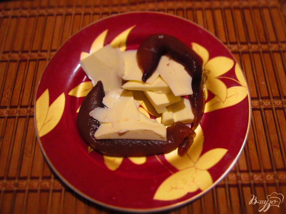 Фото приготовление рецепта: Селедочное масло с икры и яйцом шаг №2