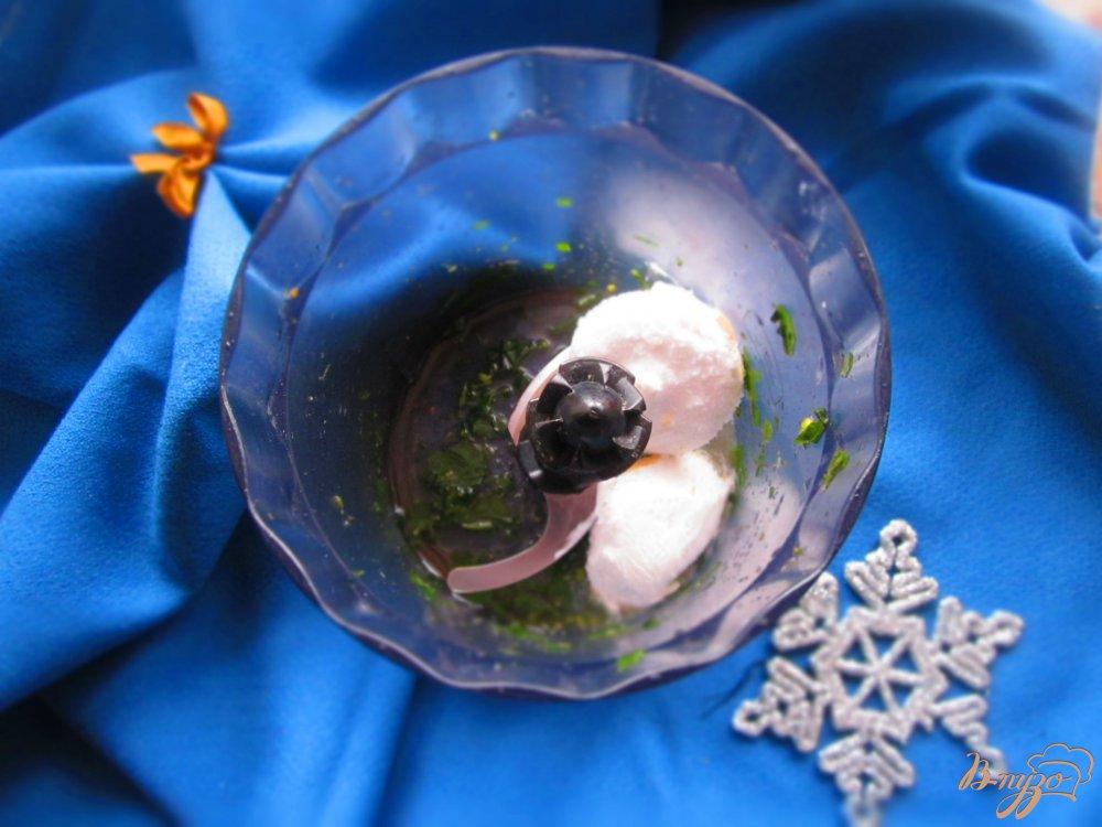 Фото приготовление рецепта: Холодный десерт шаг №2
