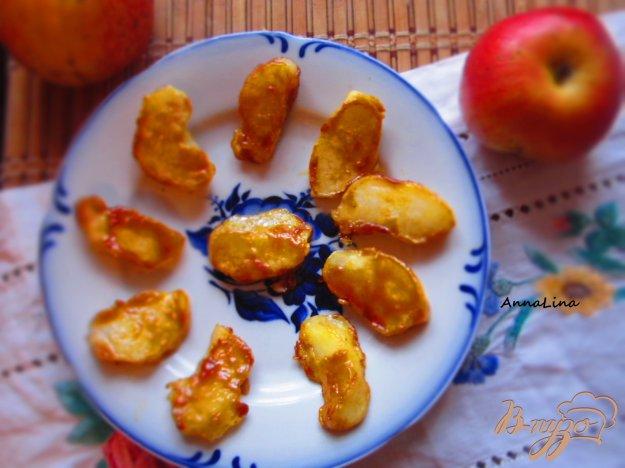 фото рецепта: Яблоки в кляре