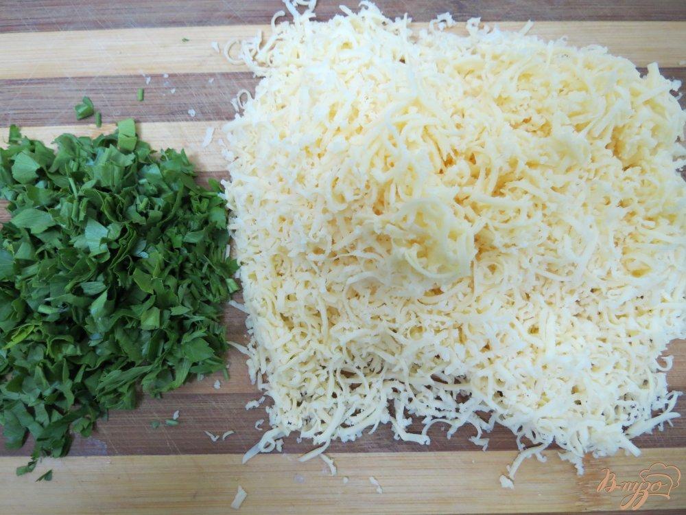 Фото приготовление рецепта: Запеканка с цветной капустой шаг №3