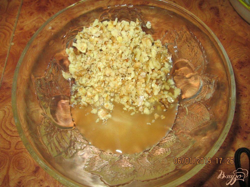 Фото приготовление рецепта: Кутья из риса с макои и изюмом шаг №3