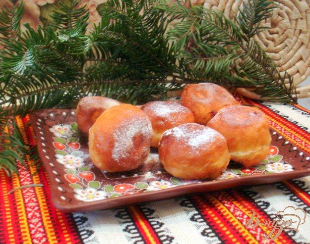 фото рецепта: Пончики