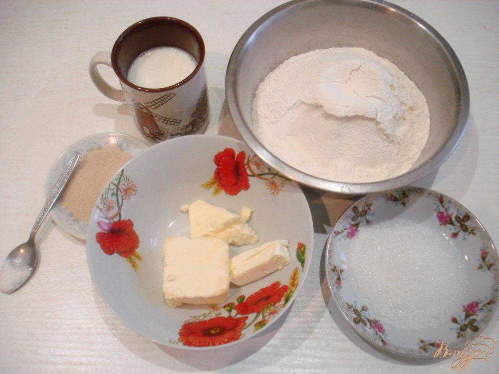 Фото приготовление рецепта: Пончики шаг №1