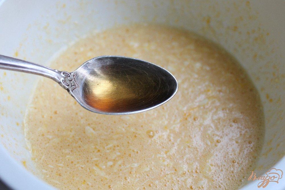 Фото приготовление рецепта: Ванильное печенье «Полоски» шаг №3