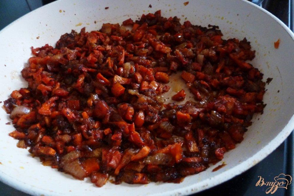 Фото приготовление рецепта: Капустняк из квашенной капусты с пшеном шаг №1