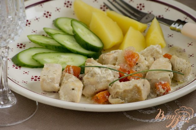фото рецепта: Соте из куриного филе
