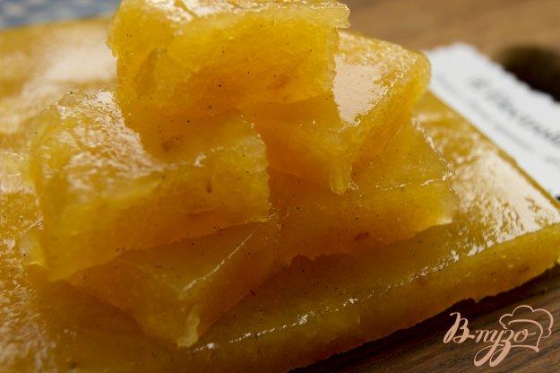 фото рецепта: Айвовый мармелад с натуральной ванилью