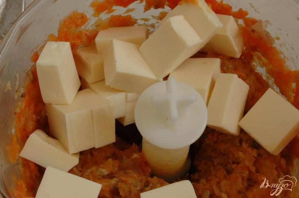 Фото приготовление рецепта: Селедочное масло шаг №3