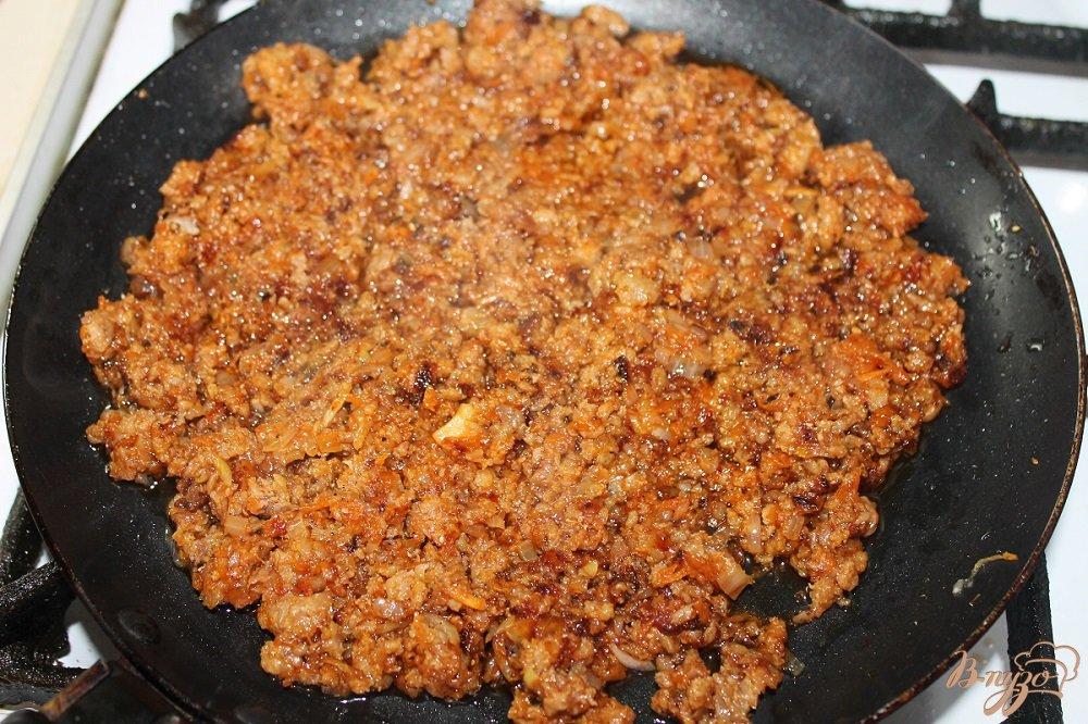 Фото приготовление рецепта: Шаурма со свининой шаг №4