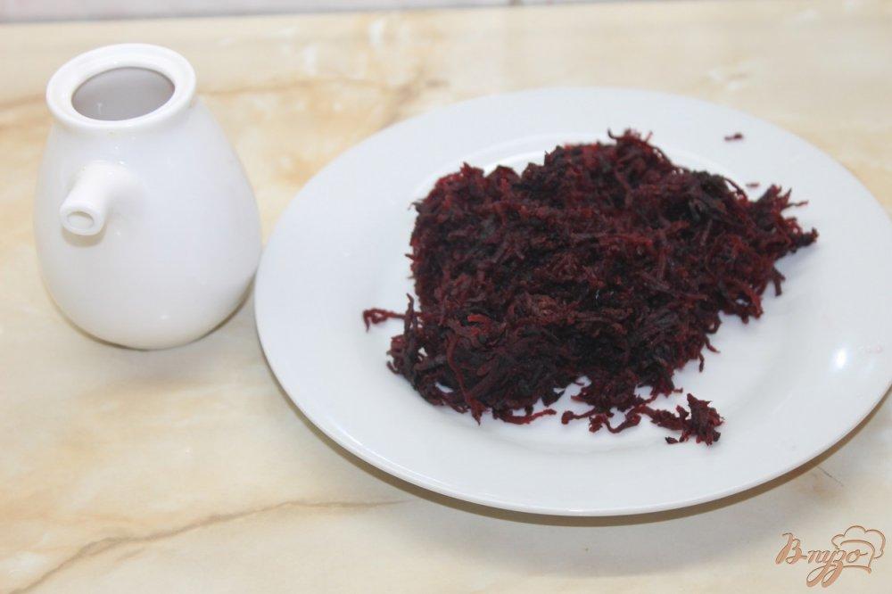 Фото приготовление рецепта: Борщ украинский с ребрами шаг №6