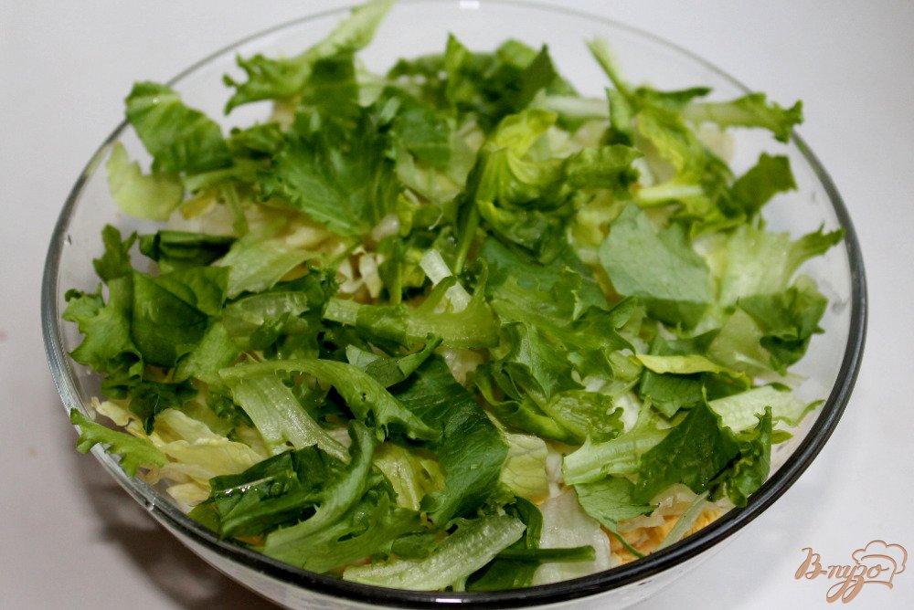 Салат с говядиной и соевым соусом рецепт с 29