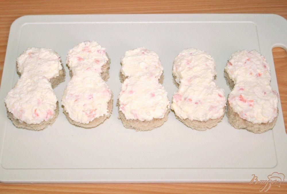 Фото приготовление рецепта: Бутерброды