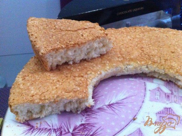 фото рецепта: Ангельский бисквит