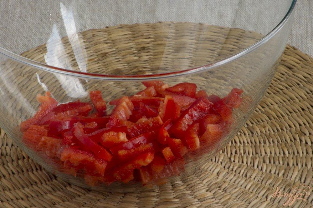 Фото приготовление рецепта: Летний салат шаг №2
