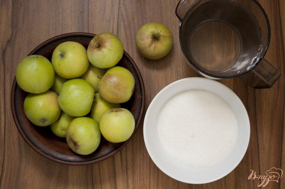 Фото приготовление рецепта: Яблочный компот на зиму шаг №1