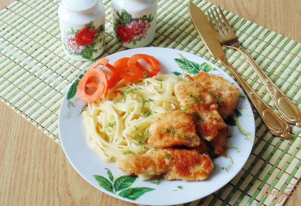 Филе курицы с гарниром рецепты