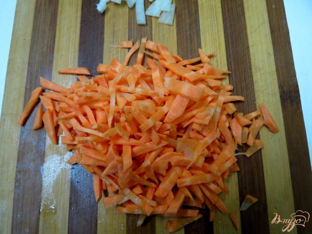 Фото приготовление рецепта: Суп с белыми грибами шаг №3